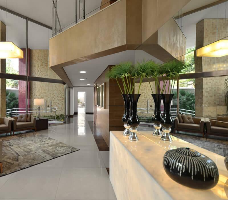 Projetos de Condominios Arquitetas Gabriela Blauth e Simone Pasini